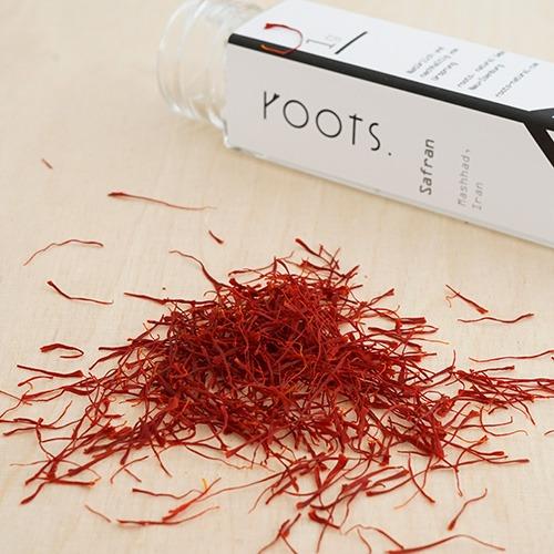 Orientalische Gewürze kaufen wie natürliche Safranfäden aus Persien
