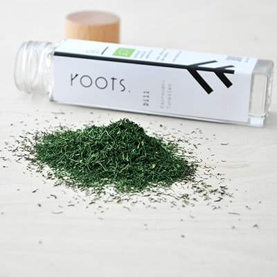 Wuerzen mit Dillspitzen natuerlich und nachhaltig von roots-natural
