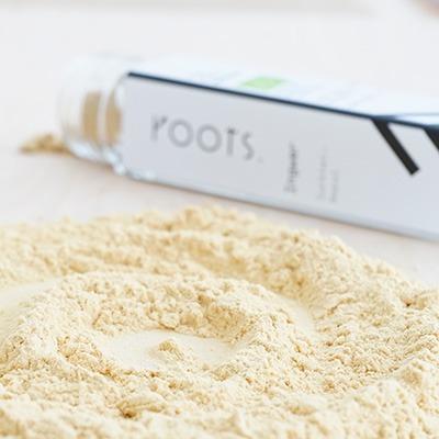 Wuerzen mit Ingwerpulver natuerlich und nachhaltig von roots-natural