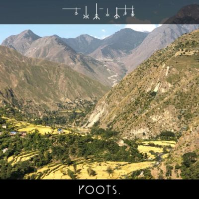 Landschaft in Nepal zum Thema was ist ökologisch und ökonomisch nachhaltig