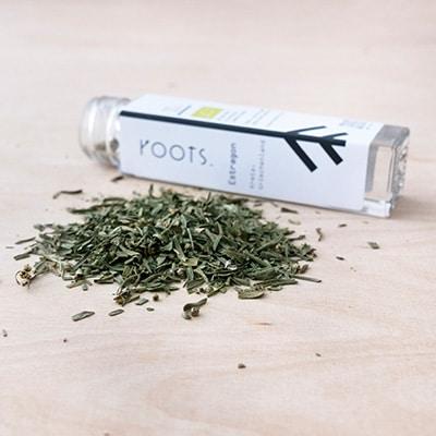 Wuerzen mit Estragon natuerlich und nachhaltig von roots-natural