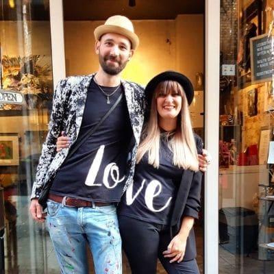 Jenny und Karsten vom Kunstwerk Muelheim lieben roots. Gewuerze